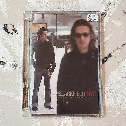 Blackfield Live In New York (Porcupine Tree)