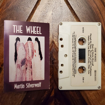 Martin Silverwolf–The Wheel (American First Nations)