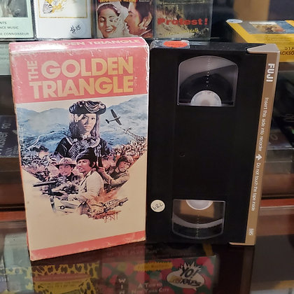 Golden Triangle, The • [VHS]
