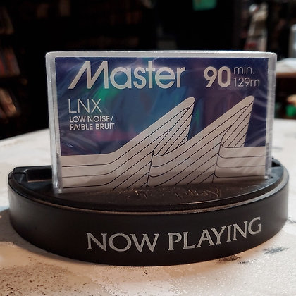 Master - LNX - 90 min (Sealed)