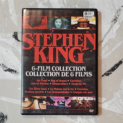Stephen King - 6 Film Collection