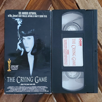 Crying Game, The (VHS)