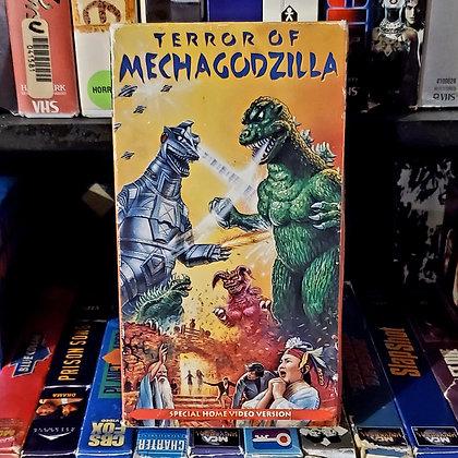 Terror Of Mechagodzilla • [VHS] [Slipcase As-Is]
