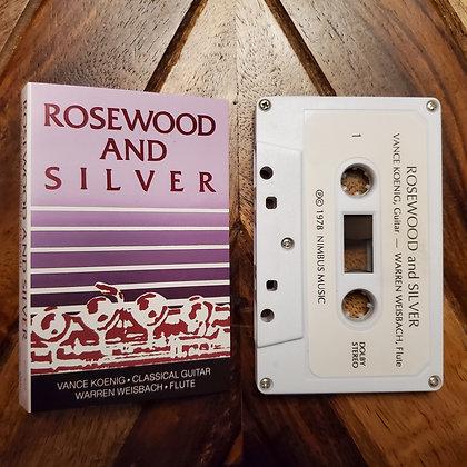 Vance Koenig&Warren Weisbach–Rosewood & Silver (Elec Classical New Age)