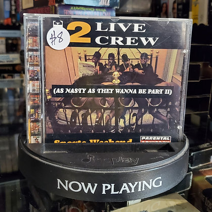 2 Live Crew - As Nasty As They Wanna Be Part II (CD)