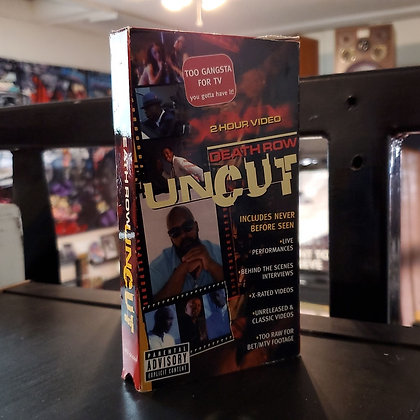 Death Row - Uncut (VHS)