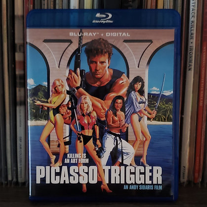 Picasso Trigger • [Blu-ray] [Like New]