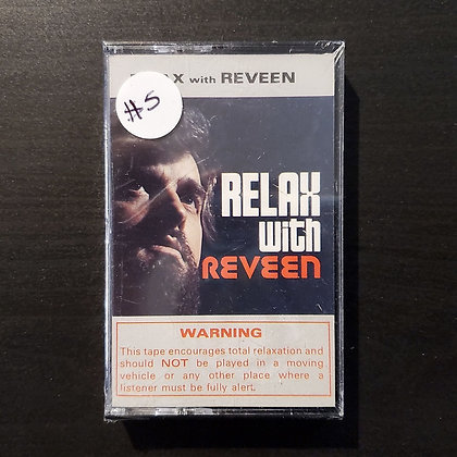 Reveen - Relax With Reveen (Sealed!)