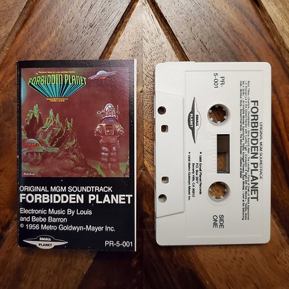 Louis And Bebe Barron–Forbidden Planet (Like new!)