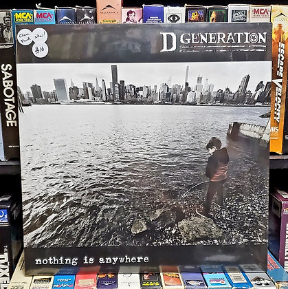 D Generation:Nothing Is Anywhere • Vinyl LP