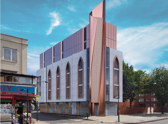 Proposed Masjid 1/4