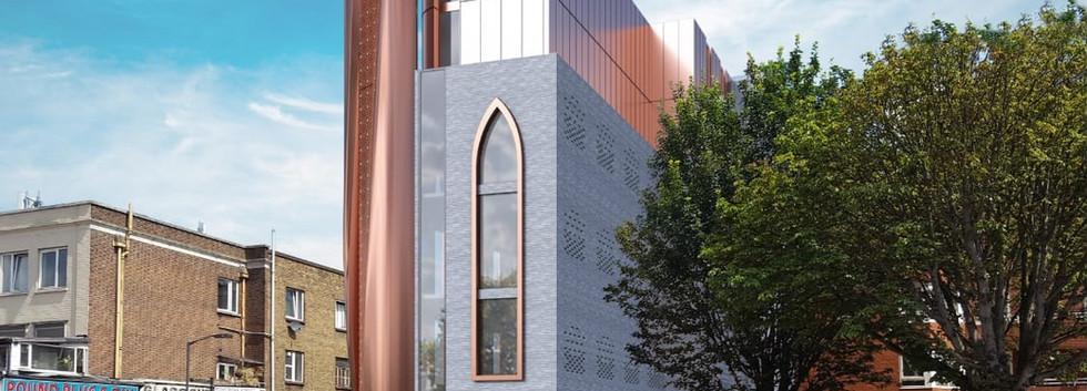 Proposed Masjid 2/4