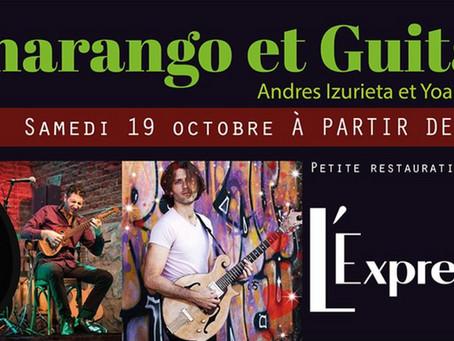 Charango et Guitare!