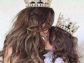 Что нужно женщине : трон или король?