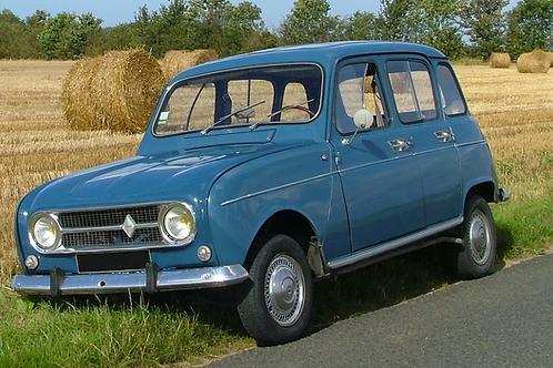 6 000€ - Renault 4L