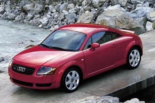 8 000€ - Audi TT Quattro