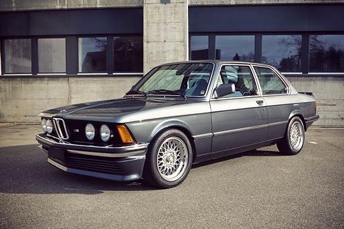 22 000€ - BMW E21 323i