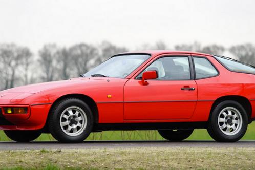 8 000€ - Porsche 924
