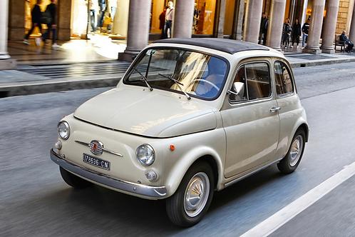 12 000€ - Fiat 500