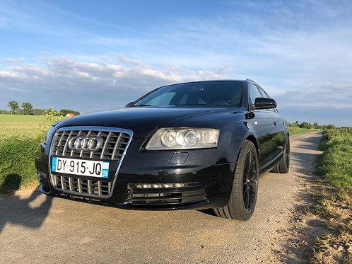 Audi S6 quattro 5.2l V10 avant 435ch