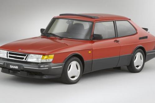 8 000€ - Saab 900