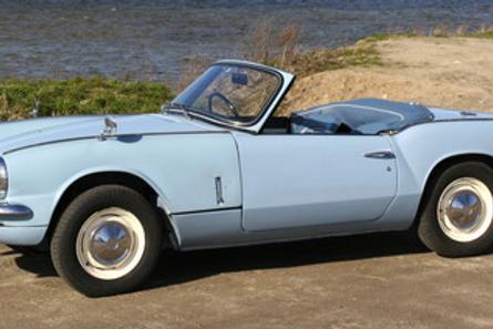 13 000€ - Triumph Spitfire