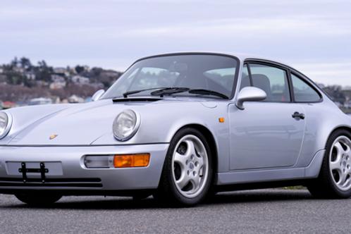 65 000€ - Porsche 964