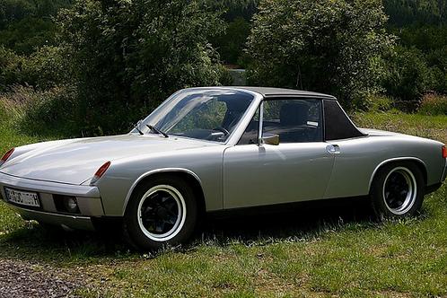 26 000€ - Porsche 914