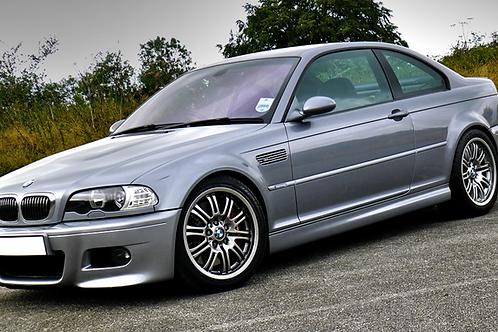25 000€ - BMW M3 E46