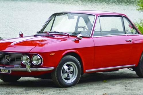 18 000€ - Lancia Fluvia