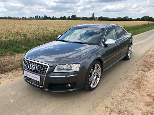 Audi S8 5.2 V10 450ch - video Youtube Dispo