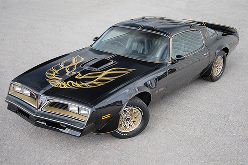 17 000€ - Pontiac Firebird