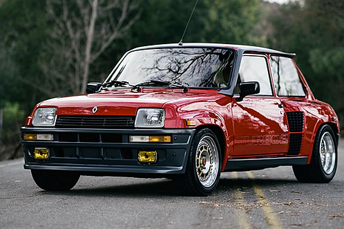 68 000€ - Renault 5 Turbo 2