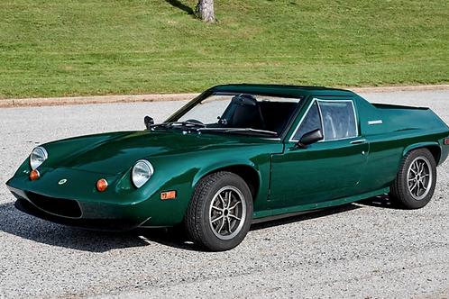 18 000€ - Lotus Europa