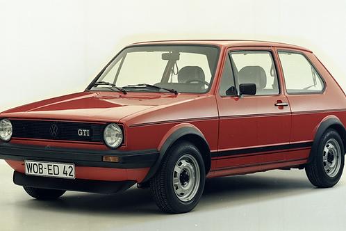 15 000€ - Volkswagen Golf I GTI