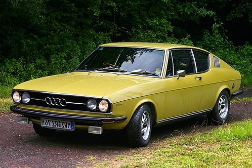 9 500€ - Audi 100 coupé S