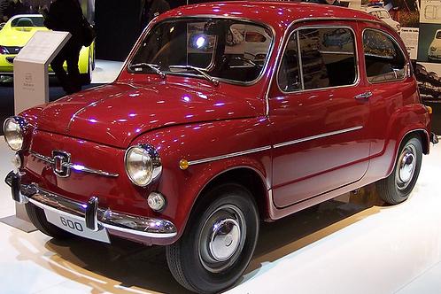 8 000€ - Fiat 600