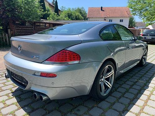 BMW M6 V10 507ch
