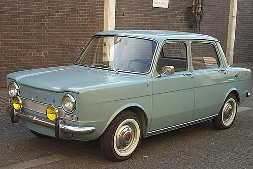 4 000€ - Simca 1000