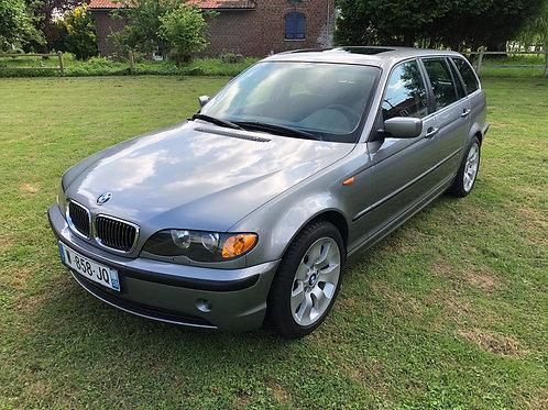 9700€ - BMW 325i e46 Touring 192ch 1ere main