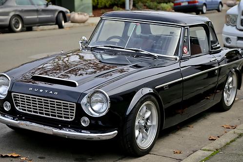 16 000€ - Datsun Sport Fairlady Cabriolet