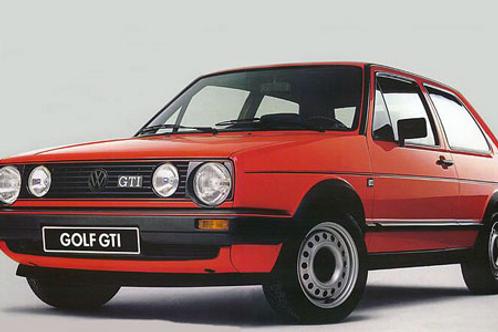 8 000€ - Volkswagen Golf II GTI