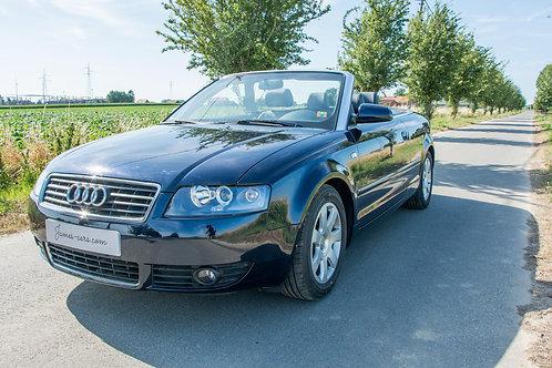Audi A4 2.4 V6 170ch