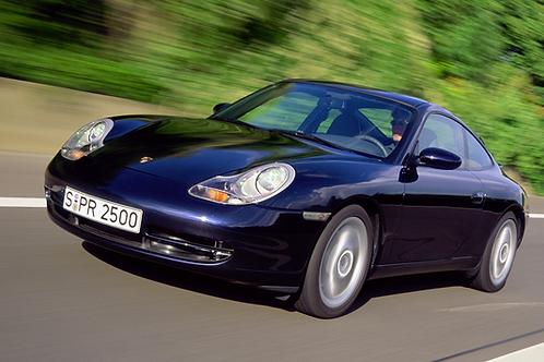 28 000€ - Porsche 996