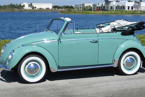 16 000€ - Volkswagen Coccinelle Cabriolet
