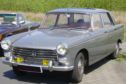 5 000€ - Peugeot 404