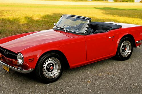 27 000 - Triumph TR6