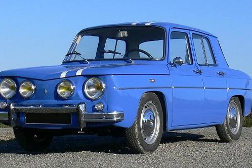 37 000€ -Renault R8 Gordini