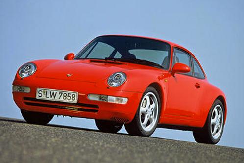 65 000€ - Porsche 993