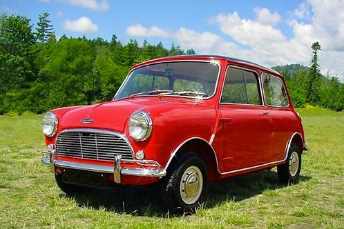 9 000€ - Austin mini Cooper